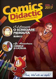 Comics Didactic - Volumul 1